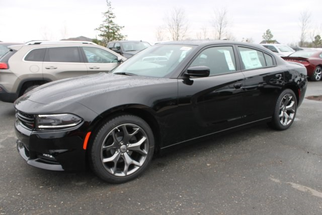 New 2017 Dodge Charger Sxt Sedan In Shreveport D7056
