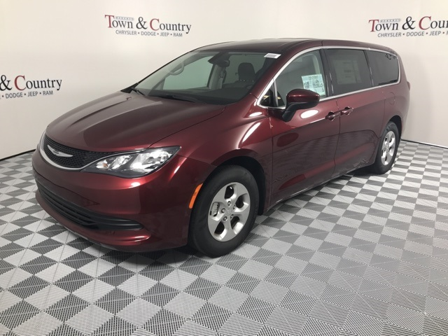new 2017 chrysler pacifica lx passenger van in shreveport c7034 hebert 39 s town and country. Black Bedroom Furniture Sets. Home Design Ideas