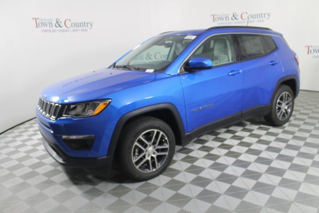 Amazing New 2018 JEEP Compass Latitude