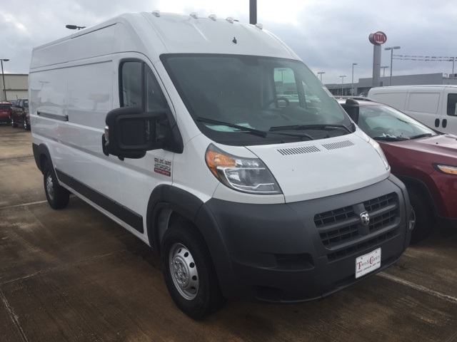 new 2017 ram promaster 2500 high roof cargo van in shreveport r7061 hebert 39 s town and country. Black Bedroom Furniture Sets. Home Design Ideas